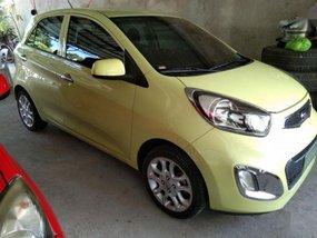 Selling Kia Picanto 2012 at 18000 km in Magalang