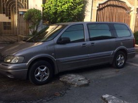 Selling 2nd Hand Chevrolet Venture 2001 in Las Piñas