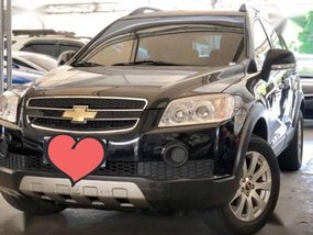 2nd Hand Chevrolet Captiva 2010 at 75000 km for sale