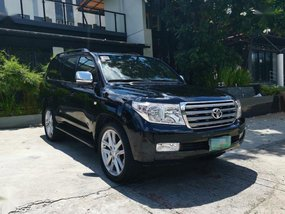 2nd Hand Toyota Land Cruiser 2012 for sale in Quezon City