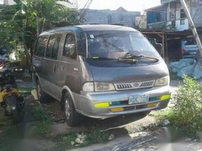 2nd Hand Kia Pregio 2002 Manual Diesel for sale in Quezon City