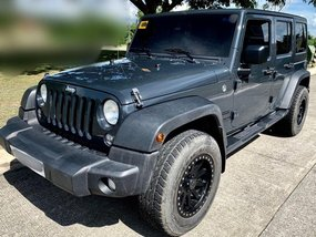 2nd Hand Jeep Commander 2016 Automatic Gasoline for sale in Muntinlupa