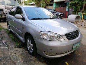 Selling Toyota Altis 2005 Automatic Gasoline in Quezon City