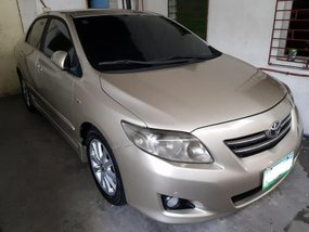 Selling Toyota Altis 2008 Automatic Gasoline in Makati