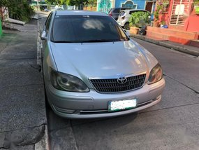 Sell 2nd Hand 2005 Toyota Camry Automatic Gasoline at 141000 km in Manila