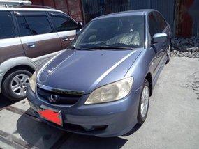 Sell 2nd Hand 2004 Honda Civic at 100000 km in Las Piñas