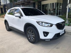 Selling Mazda Cx-5 2014 at 50000 km in Muntinlupa