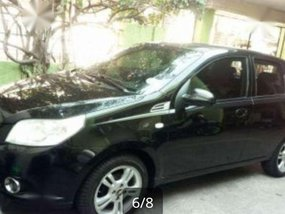 2nd Hand Chevrolet Aveo 2009 Hatchback Manual Gasoline for sale in Bacoor