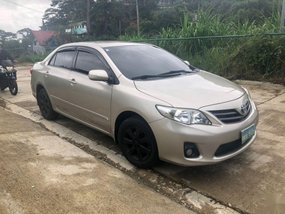 Toyota Altis 2011 Manual Gasoline for sale in Baguio