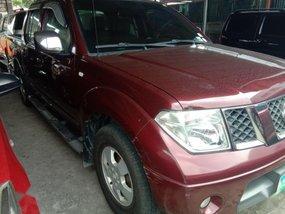 Selling Nissan Navara 2012 Manual Gasoline in Quezon City