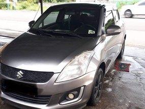 Selling Suzuki Swift 2016 Automatic Gasoline in San Fernando