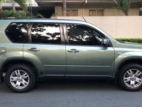 Green Nissan X-Trail 2013 Automatic Gasoline for sale in Makati
