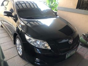 Sell 2009 Toyota Altis in Angeles