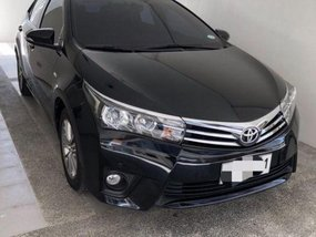 Selling 2nd Hand Toyota Altis 2015 in Quezon City