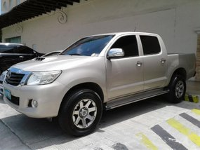 2nd Hand Toyota Hilux 2013 for sale in Las Piñas