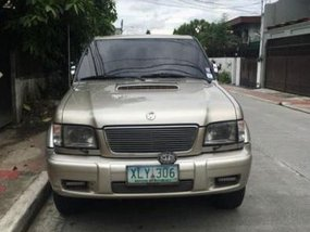Selling Isuzu Trooper 2003 Automatic Diesel in Quezon City