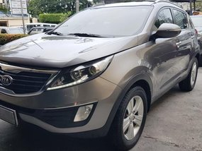 Selling 2nd Hand Kia Sportage 2013 Automatic Diesel at 52300 km in Parañaque