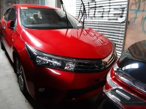 2nd Hand Toyota Altis 2017 at 10000 km for sale in Quezon City