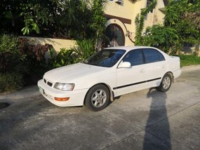 Toyota Corona 1998 Automatic Gasoline for sale in Calamba