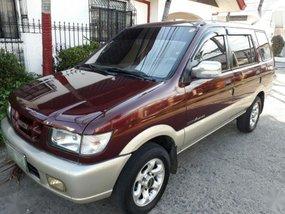 Selling 2nd Hand Isuzu Crosswind 2002 Automatic Diesel at 130000 km in Makati