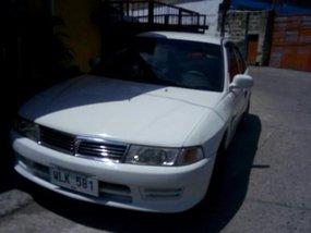 Like New Mitsubishi Lancer Automatic Gasoline for sale in Malabon