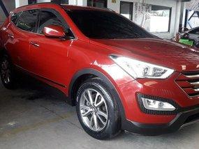 Selling Hyundai Santa Fe 2014 Automatic Diesel in San Fernando