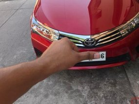 2nd Hand Toyota Corolla 2015 for sale in Quezon City