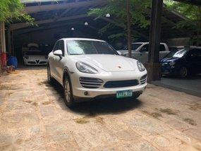 Selling Porsche Cayenne 2013 Automatic Gasoline in Quezon City