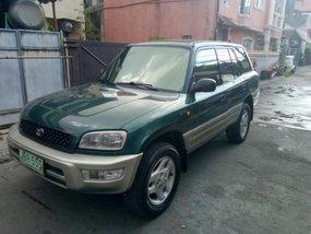 Selling 2nd Hand Toyota Rav4 1998 in Las Piñas