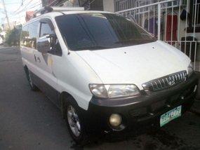 Hyundai Starex 1997 Manual Diesel for sale in Las Piñas
