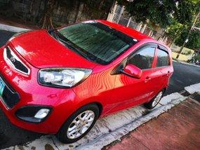 Kia Picanto 2013 Automatic Gasoline for sale in Manila