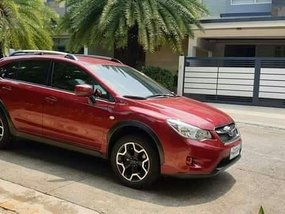 2nd Hand Subaru Xv 2015 Automatic Gasoline for sale in Quezon City