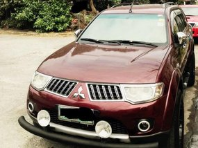2nd Hand Mitsubishi Montero Sport 2010 Automatic Diesel for sale in Antipolo
