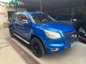 Selling Chevrolet Colorado 2013 Automatic Diesel in Quezon City