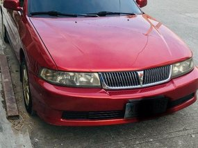 Mitsubishi Lancer 2002 Manual Gasoline for sale in Calamba