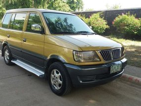 Selling 2nd Hand Mitsubishi Adventure 2001 at 130000 km in Marilao