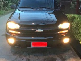 Selling Chevrolet Trailblazer 2004 Automatic Gasoline in Calamba