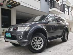 2nd Hand Mitsubishi Montero 2014 Automatic Diesel for sale in Quezon City