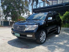 2nd Hand Toyota Land Cruiser 2012 Automatic Diesel for sale in Quezon City