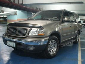 2002 Ford Expedition for sale in Quezon City