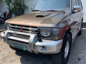 2nd Hand Mitsubishi Montero 1999 at 248000 km for sale in Muntinlupa