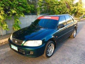Sell 2nd Hand 2000 Honda City Manual Gasoline at 130000 km in Taguig