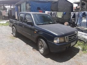 Selling Ford Ranger 2003 at 130000 km in Santiago
