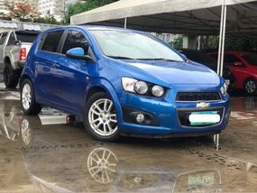 Selling 2nd Hand Chevrolet Sonic 2013 Hatchback in Manila