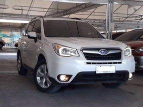 Selling White Subaru Forester 2013 Automatic Gasoline in Manila