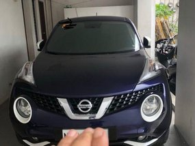 Selling Nissan Juke 2017 Automatic Gasoline in Manila