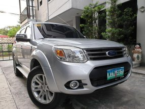 Selling Ford Everest 2014 Automatic Diesel in Quezon City