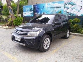Selling 2nd Hand Suzuki Grand Vitara 2014 at 47000 km in Cebu City