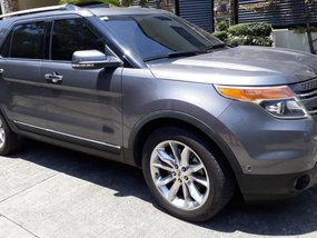 2nd Hand Ford Explorer 2013 Automatic Gasoline for sale in Quezon City