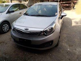 Selling Kia Rio 2014 Sedan Automatic Gasoline in Mandaue